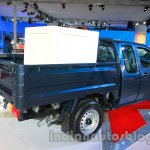 Isuzu D-MAX Space Cab cargo bay at Auto Expo 2014
