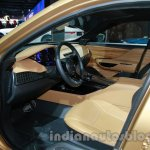 Jaguar C-X17 at 2014 Auto Expo dashboard