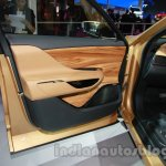 Jaguar C-X17 at 2014 Auto Expo doors