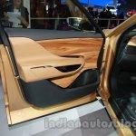 Jaguar C-X17 at 2014 Auto Expo doors