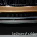 Jaguar C-X17 at 2014 Auto Expo front bumper