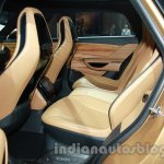 Jaguar C-X17 at 2014 Auto Expo rear seats
