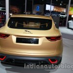 Jaguar C-X17 at 2014 Auto Expo rear