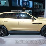 Jaguar C-X17 at 2014 Auto Expo side right