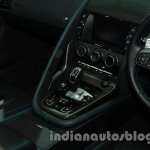 Jaguar F-Type Project 7 at Auto Expo 2014 cabin