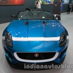 Jaguar F-Type Project 7 at Auto Expo 2014 front