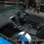 Jaguar F-Type Project 7 at Auto Expo 2014 interior