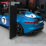 Jaguar F-Type Project 7 at Auto Expo 2014 rear quarter