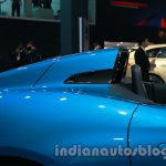 Jaguar F-Type Project 7 at Auto Expo 2014 rear wing