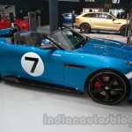 Jaguar F-Type Project 7 at Auto Expo 2014 side 4