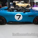 Jaguar F-Type Project 7 at Auto Expo 2014 side