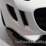 Jaguar F-Type R Coupe at Auto Expo 2014 bumper front
