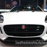 Jaguar F-Type R Coupe at Auto Expo 2014 front