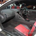 Jaguar F-Type R Coupe at Auto Expo 2014 interior