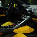 Lamborghini Huracan Live interior