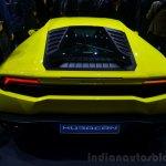 Lamborghini Huracan Live rear with lights