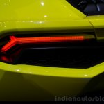 Lamborghini Huracan Live taillights