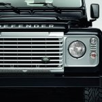 Land Rover Defender Silver Pack front facia