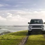 Land Rover Discovery XXV Special Edition front