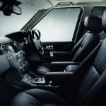 Land Rover Discovery XXV Special Edition interior RHD