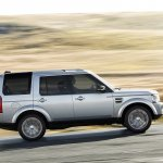 Land Rover Discovery XXV Special Edition side