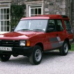 Land Rover Discovery XXV Special original model
