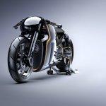 Lotus Motorcyles C-01 carbon front