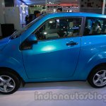 2014 Mahindra e2o side view