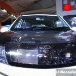 Mahinda XUV500 Hybrid cutaway detail live