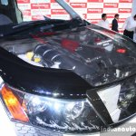Mahinda XUV500 Hybrid cutaway live