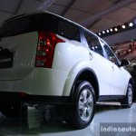 Mahinda XUV500 Hybrid rear three quarter live