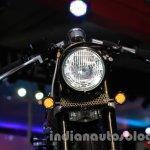 Mahindra Cafe Racer Auto Expo 2014 headlight