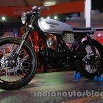 Mahindra Cafe Racer Auto Expo 2014 side 2