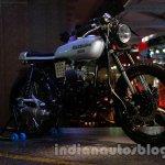 Mahindra Cafe Racer Auto Expo 2014 side