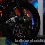 Mahindra Cafe Racer Auto Expo 2014 wheel spokes