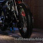 Mahindra Cafe Racer Auto Expo 2014 wheel