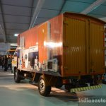Mahindra Loadking Zoom container rear three quarter live