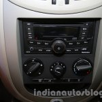 Mahindra Quanto autoSHIFT AMT audio system at Auto Expo 2014
