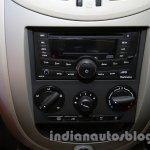 Mahindra Quanto autoSHIFT AMT audio system at Auto Expo 2014