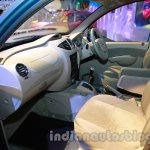 Mahindra Quanto autoSHIFT AMT dashboard at Auto Expo 2014