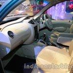 Mahindra Quanto autoSHIFT AMT dashboard at Auto Expo 2014