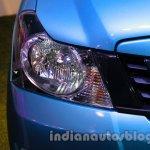 Mahindra Quanto autoSHIFT AMT headlamp at Auto Expo 2014