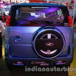 Mahindra Quanto autoSHIFT AMT rear at Auto Expo 2014