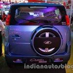 Mahindra Quanto autoSHIFT AMT rear at Auto Expo 2014