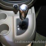 Mahindra Quanto autoSHIFT AMT shifter at Auto Expo 2014