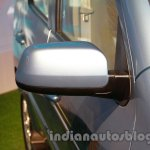 Mahindra Quanto autoSHIFT AMT side mirror at Auto Expo 2014