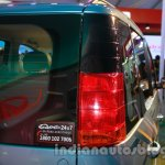 Mahindra Quanto autoSHIFT AMT taillamp at Auto Expo 2014
