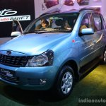 Mahindra Quanto autoSHIFT front three quarter left live