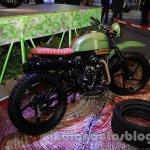 Mahindra Scrambler Auto Expo 2014 side