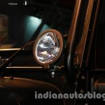 Mahindra Thar Midnight Edition Auto Expo additional light